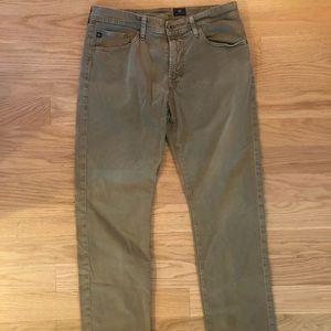 Men's AG The Graduate pants